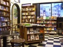 Interno della Libreria City Lights