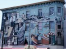 Little Italy - Murale dedicato alla musica Jazz