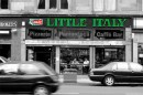 Little Italy, il quartiere italiano dove regna un'atmosfera da Beat Generation