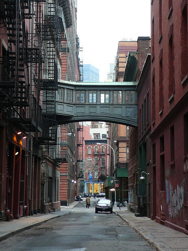tribeca un quartiere di new york