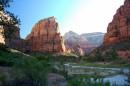 Mattina sul canyon