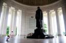 Interno Thomas Jefferson Memorial - Washington