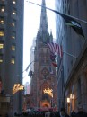 Natale in Wall Street - Trinity Church