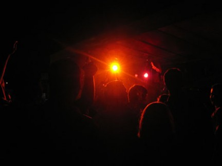 bollicine band foto tour 2009