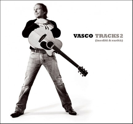 tracks 2 vasco rossi cover copertina