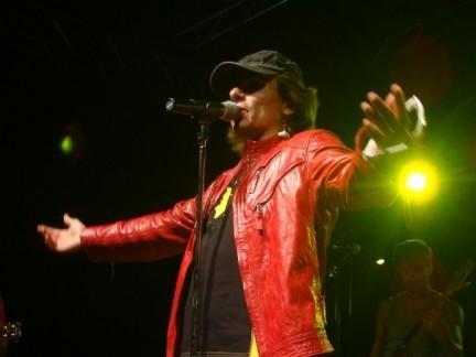 Le foto live 2009 degli Amici di Alfredo cover band di Vasco Rossi