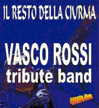locandina cover band vasco rossi ciurma