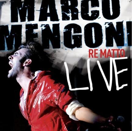 cover marco mengoni re matto live