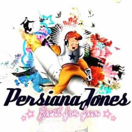 persiana jones cover cd