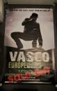 Locandina di Vasco Rossi a Londra