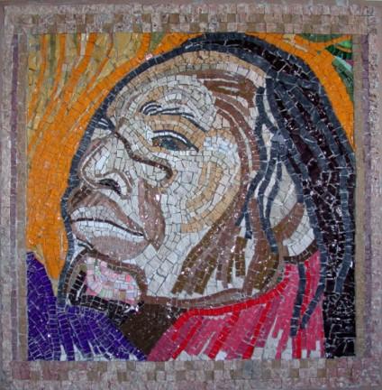 mosaico vasco rossi capparelli
