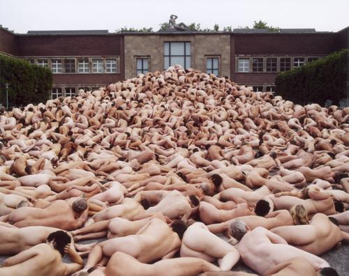 Can defined? Spencer tunick vienna opinion you