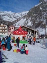 vacanze invernali in val d' aosta