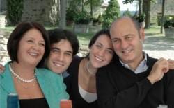 La famiglia Zingarelli