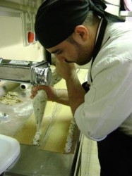 Il giovane chef napoletano