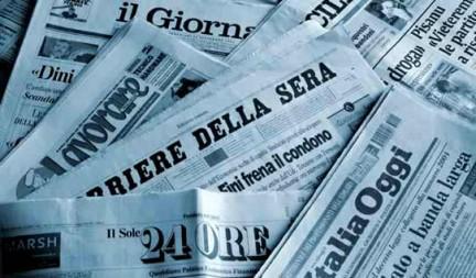 Il giornale repubblica e libero tra i giornali online pi letti - Diva e donne giornale ...