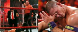 WWE Hell in Cell 2010 Risultati