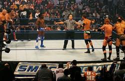 WWE Smackdown Risultati 5 Novembre