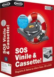 Magix SOS Vinile & Cassette Versione 3 PC Recensione