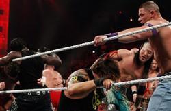WWE Raw Risultati 24 Gennaio