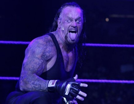 Kane contro Undertaker.