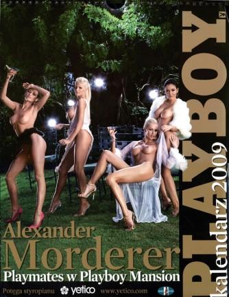 Playboy Sexy Calendario 2009