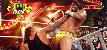 WWE Summerslam 2009: Risultati
