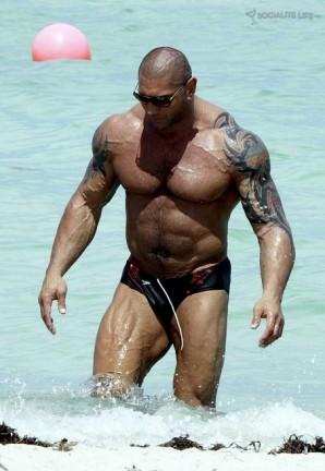 WWE: Batista in Vacanza alle Hawaii