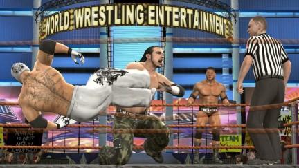 WWE Raw vs Smackdown 2009